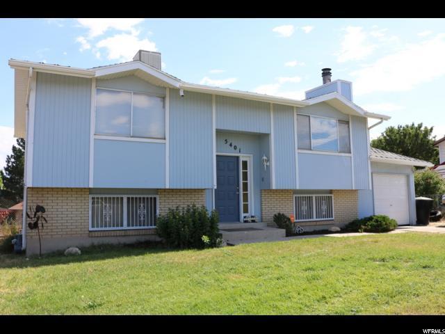 5401 W 5400 S, Kearns, UT 84118 (#1538534) :: Bustos Real Estate | Keller Williams Utah Realtors