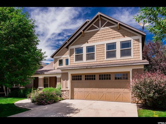 523 E Mission Dr, Midway, UT 84049 (#1538542) :: The Fields Team