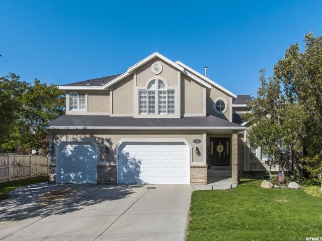 11726 S Gambel Oak Cir, Sandy, UT 84092 (#1538548) :: Bustos Real Estate | Keller Williams Utah Realtors