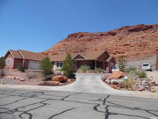 111 Arches Dr, Moab, UT 84532 (#1538574) :: Exit Realty Success