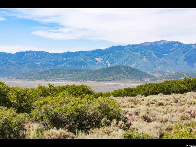 8710 N Promontory Ridge Dr, Park City, UT 84098 (MLS #1538582) :: High Country Properties
