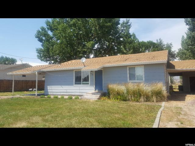 2398 W 1000 S, Vernal, UT 84078 (#1538584) :: Action Team Realty