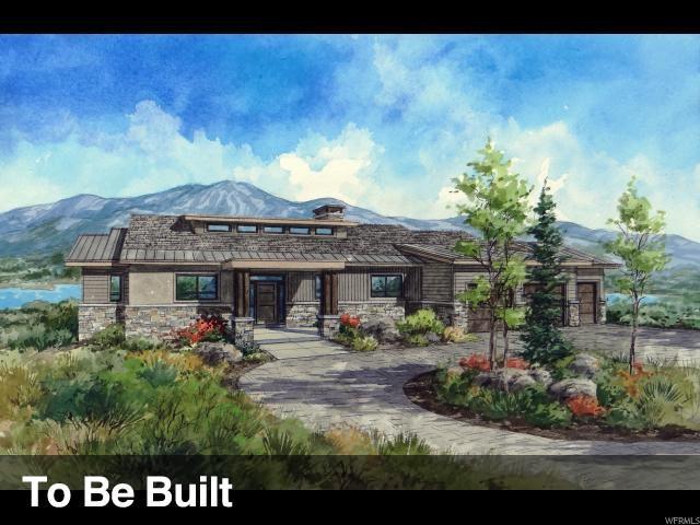 10951 N Wrangler Cir, Hideout, UT 84036 (MLS #1538595) :: High Country Properties