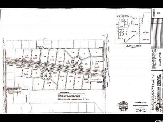 729 E 240 N, Salem, UT 84653 (#1538621) :: Big Key Real Estate
