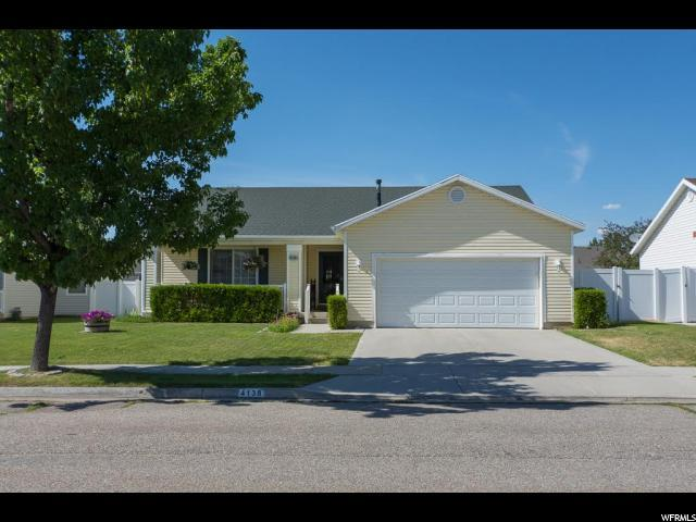 4138 W 5060 S, Roy, UT 84067 (#1538624) :: Action Team Realty