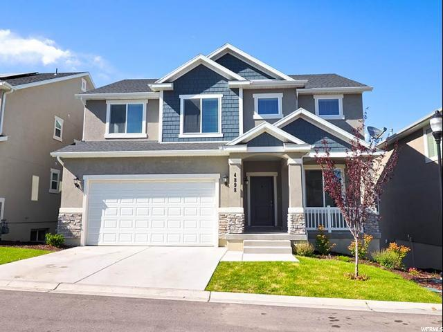 4898 W Chrome Rd S, Herriman, UT 84096 (#1538655) :: The Fields Team