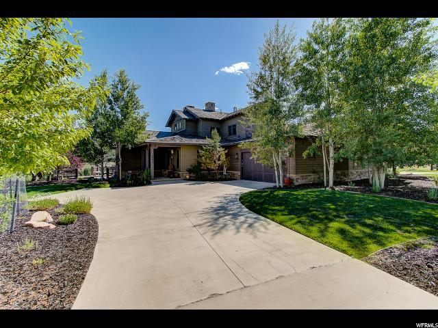 2892 E Snowberry Way, Heber City, UT 84032 (#1538712) :: The One Group