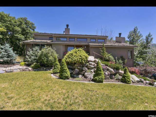 10 S Mountain Wood Ln E, Sandy, UT 84092 (#1538713) :: Bustos Real Estate | Keller Williams Utah Realtors