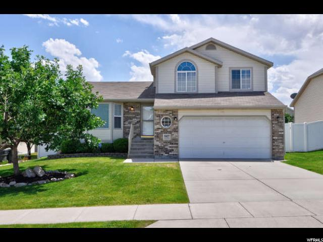 5907 W Laurel Canyon Dr S, Salt Lake City, UT 84118 (#1538751) :: goBE Realty