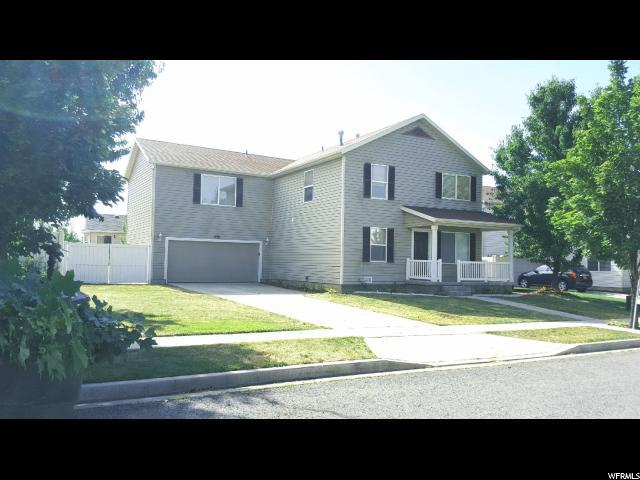 1691 N 40 E, Tooele, UT 84074 (#1538755) :: Exit Realty Success