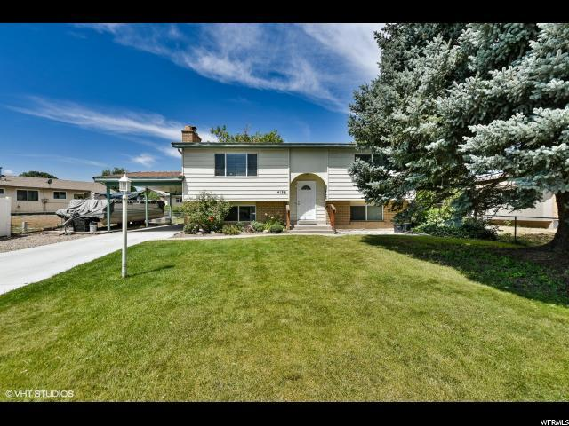 4136 S Hopi Dr, West Valley City, UT 84119 (#1538757) :: Action Team Realty
