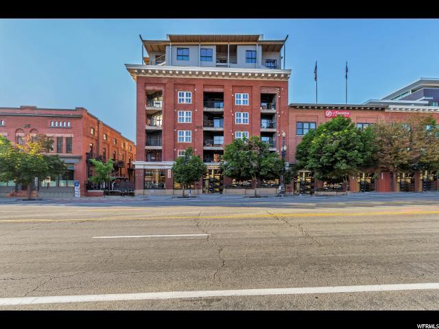 328 W 200 S #203, Salt Lake City, UT 84101 (#1538837) :: Red Sign Team