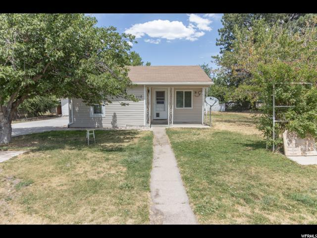 110 W 400 N, Tooele, UT 84074 (#1538844) :: Eccles Group