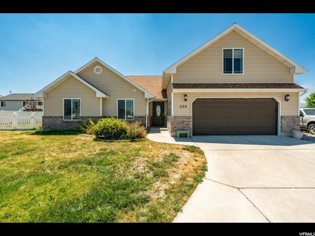 1170 W 2550 S, Nibley, UT 84321 (#1538860) :: Action Team Realty