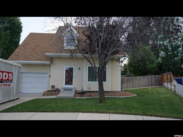 5769 W Woodsborough Cir S, Salt Lake City, UT 84118 (#1538892) :: Exit Realty Success
