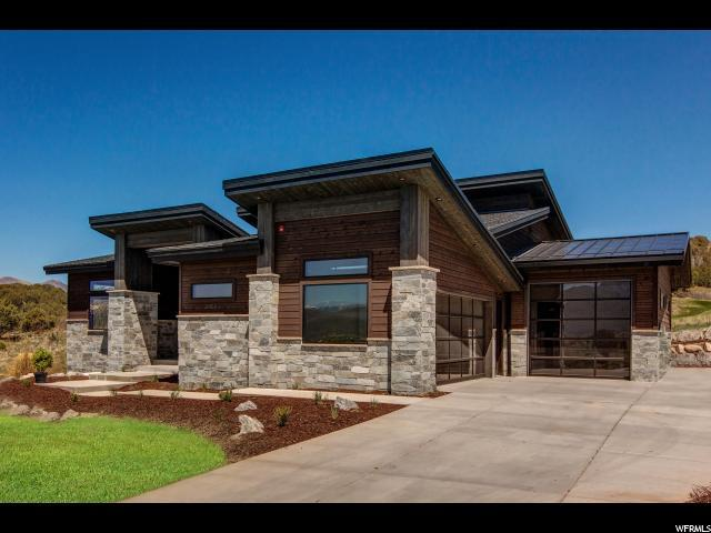 2407 E Copper Belt Way (Lot 711) #711, Heber City, UT 84032 (#1538924) :: Keller Williams Legacy
