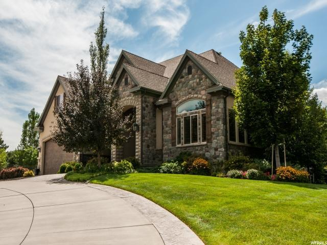 634 S Pheasant Ridge Ct, Alpine, UT 84004 (#1538937) :: Eccles Group