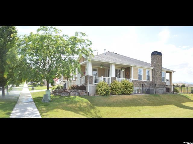 186 E Cottage Cv S, Saratoga Springs, UT 84045 (#1538942) :: The Fields Team