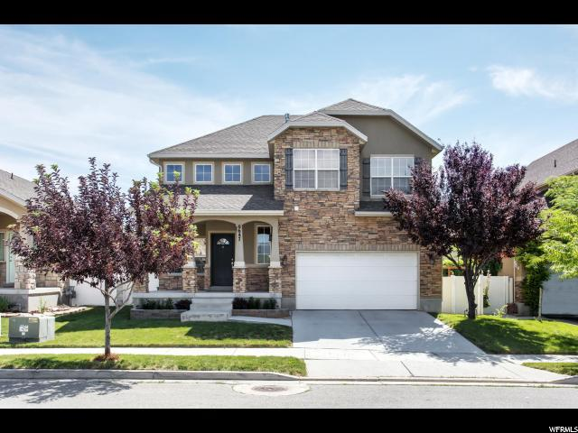 6647 S Millsden Ln W, West Jordan, UT 84084 (#1538977) :: Powerhouse Team | Premier Real Estate