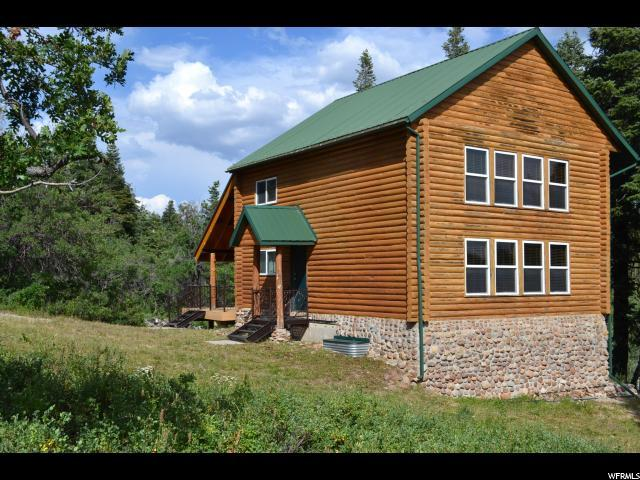 1688 Elk Rd, Wanship, UT 84017 (MLS #1539052) :: High Country Properties