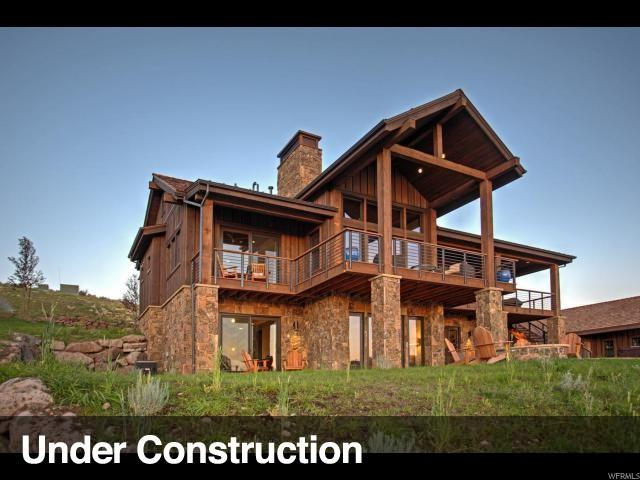 6889 E Falling Star Cir #263, Heber City, UT 84032 (MLS #1539185) :: High Country Properties