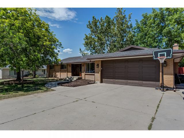 1875 E Viscounti Dr, Sandy, UT 84093 (#1539202) :: Action Team Realty