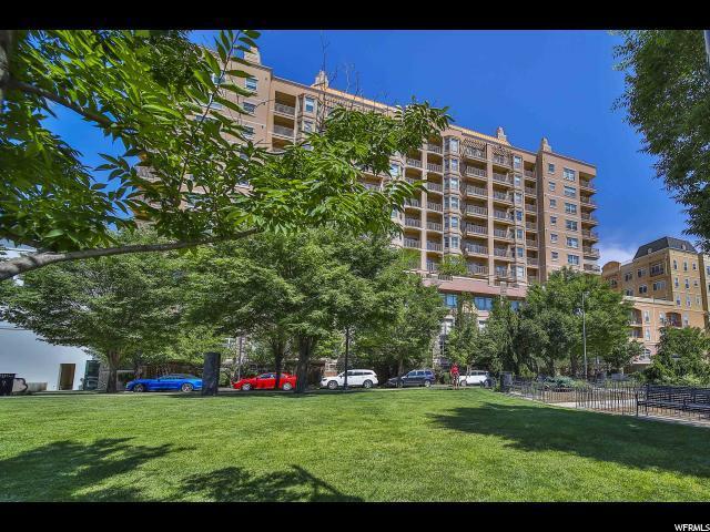 5 S 500 W #818, Salt Lake City, UT 84101 (#1539207) :: Bustos Real Estate | Keller Williams Utah Realtors
