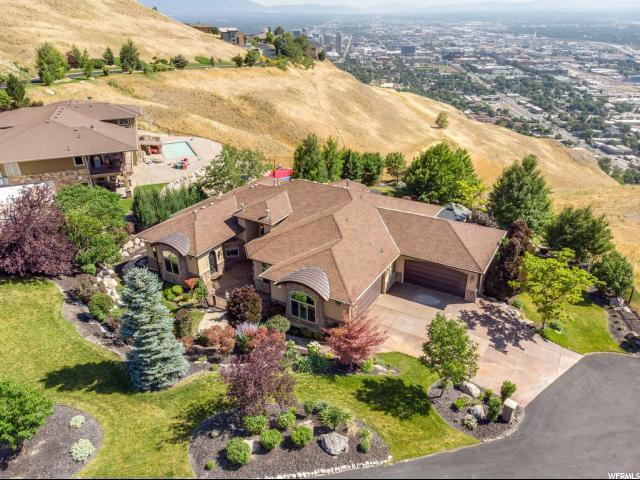 53 W Crags Ct, Salt Lake City, UT 84103 (#1539225) :: goBE Realty