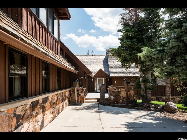 1609 Tollgate Canyon Rd, Park City, UT 84098 (#1539259) :: Colemere Realty Associates