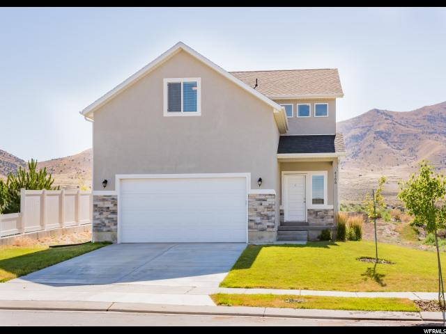 4106 N Lake Mountain Rd W, Eagle Mountain, UT 84005 (#1539302) :: Red Sign Team