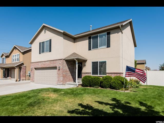 1781 S Beaumont Dr W, Kaysville, UT 84037 (#1539312) :: Keller Williams Legacy