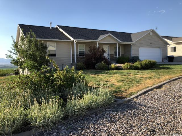 563 N Cherry Creek Pkwy, Richmond, UT 84333 (#1539331) :: Action Team Realty