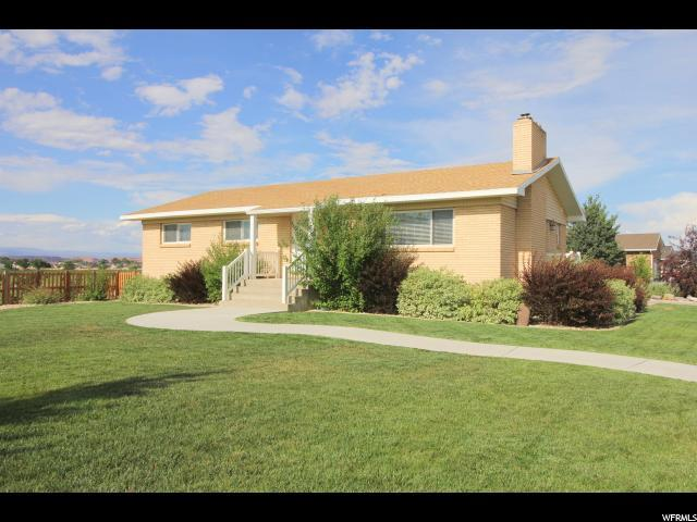 51 E 1700 S, Roosevelt, UT 84066 (#1539388) :: Exit Realty Success