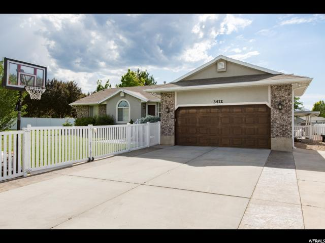 3412 S Hunter Dell Place, West Valley City, UT 84128 (#1539445) :: The Fields Team