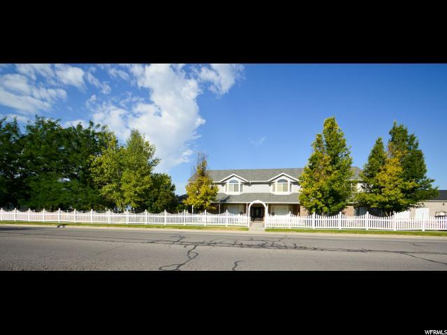 890 S Sunset Dr, Kaysville, UT 84037 (#1539446) :: Keller Williams Legacy