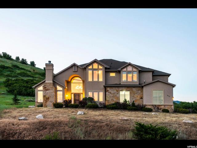 952 N Pioneer Fork Rd, Salt Lake City, UT 84108 (#1539473) :: The Fields Team