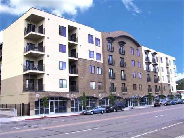 2150 S S. Main Stret W #508, Salt Lake City, UT 84115 (#1539514) :: The Fields Team