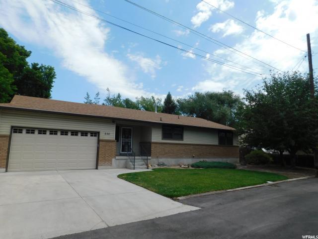 235 E 7615 S, Midvale, UT 84047 (#1539553) :: Bustos Real Estate | Keller Williams Utah Realtors