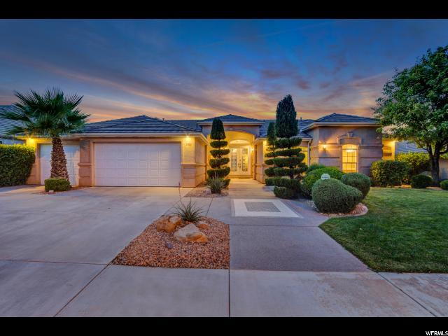 1763 Boulder Mountain Rd, St. George, UT 84790 (#1539566) :: Red Sign Team