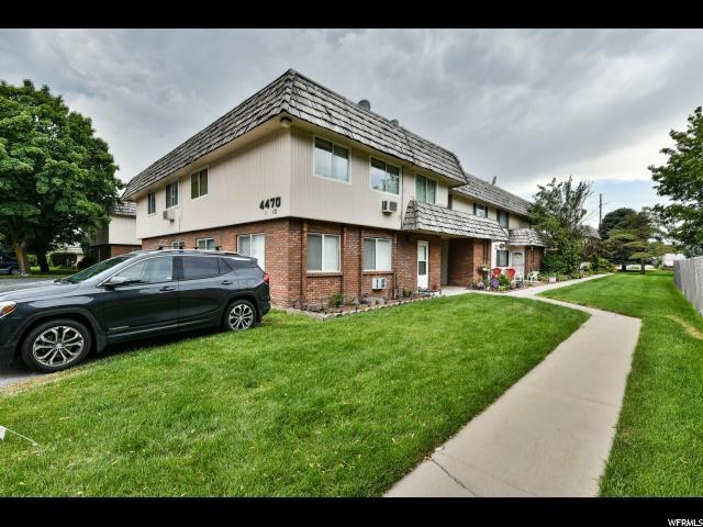 4470 S Atherton Dr #3, Taylorsville, UT 84123 (#1539583) :: Red Sign Team