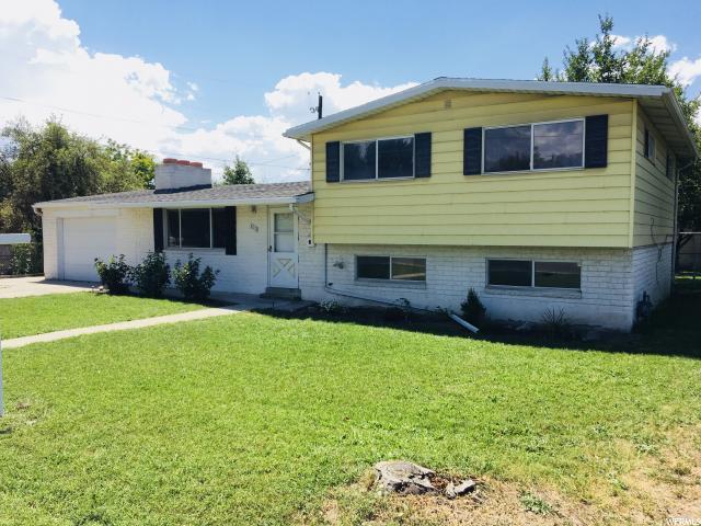 8018 S Monroe St, Midvale, UT 84047 (#1539605) :: Bustos Real Estate | Keller Williams Utah Realtors