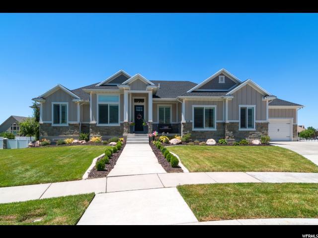 458 Cornfield, Kaysville, UT 84037 (#1539608) :: Keller Williams Legacy
