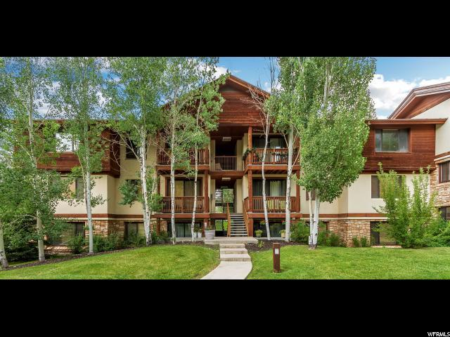 1600 W Pinebrook Blvd N F-1, Park City, UT 84098 (MLS #1539674) :: High Country Properties