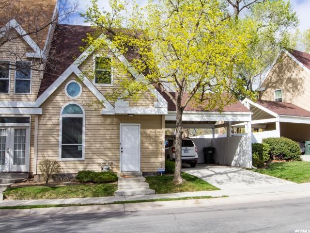 721 E Gables St, Midvale, UT 84047 (#1539699) :: Bustos Real Estate | Keller Williams Utah Realtors