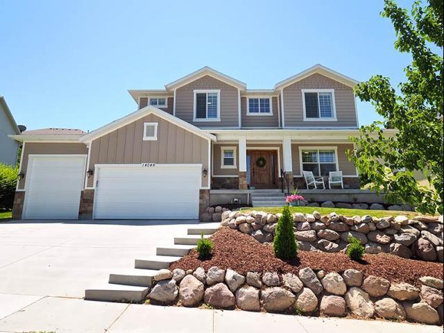14046 S New Saddle Rd E, Draper, UT 84020 (#1539713) :: Bustos Real Estate | Keller Williams Utah Realtors