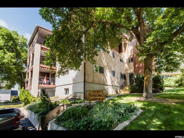 255 N Temple Ave #10, Logan, UT 84321 (#1539716) :: Action Team Realty