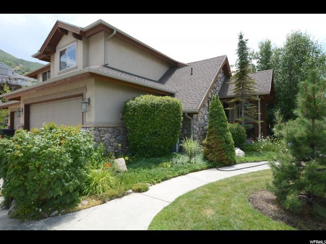 6554 S Canyon Ranch Rd E, Holladay, UT 84121 (#1539755) :: Exit Realty Success