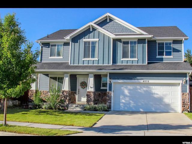 4578 N Pheasant Ridge Trl, Lehi, UT 84043 (#1539776) :: goBE Realty