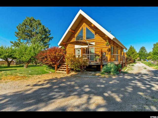 194 N Main St W, Mapleton, UT 84664 (#1539782) :: The Utah Homes Team with iPro Realty Network