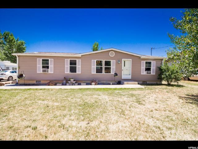 620 E 1500 S, Vernal, UT 84078 (#1539791) :: Action Team Realty